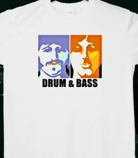 Drum & Bass  -  The Beatles T-Shirt Size Large