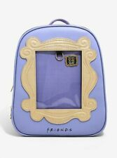 Friends Pin Collector Mini Backpack - New