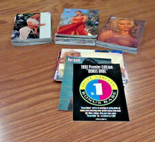 MINT Hot Shots exclusive Knights of Round Table sexy trading cards set 1996-2000