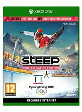 Steep Road To The Olympics (Xbox One) (New)