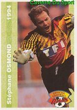 044 STEPHANE OSMOND STADE LAVALLOIS CARD CARTE FOOTBALL 1994 PANINI