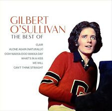 GILBERT O'SULLIVAN - THE BEST OF  CD NEUF