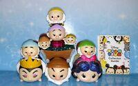 Snow White 7 Dwarfs Tsum Tsum Evil Queen Disney Mystery Stack stand vinyl