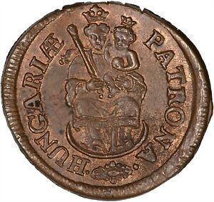 Hungary (Malcontents) 1705 Poltura R+B UNC