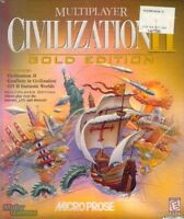 CIVILIZATION 2 II & BOTH EXPANSION PACKS +1Clk Windows 10 8 7 Vista XP Install