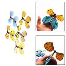 2x Magic Flying Butterfly Prank For Birthday Anniversary Wedding Card Gift Joke