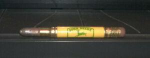 Vintage Bullet Pencil Advertising JOHN DEERE FARM - ROBERTSON & SON NICHOLS NY