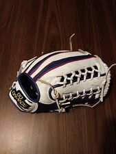"""New listing Do damage Trap-Eze Glove 13"""" Right Handed thrower Baseball Softball"""