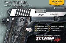 Techna Clip Sig Sauer P238 Concealed Carry Pocket / Belt Clip Right Side Holster