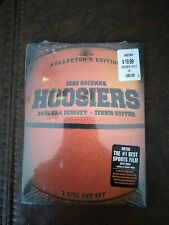 Hoosiers (DVD, 2005, 2-Disc Set, Collectors Edition)BRAND NEW FACTORY SEALED
