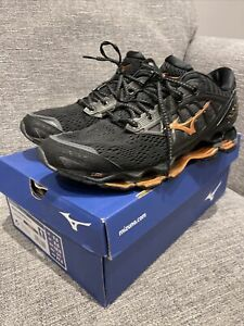 Mens Mizuno Wave Phrophecy 9 Size Uk 8.5 Ex Cond Running Shoe Long Distance