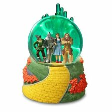 Emerald City of Oz Lighted Waterglobe by San Francisco Music Box New NRFB