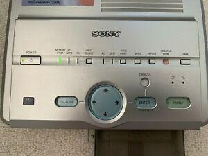"Sony DPP-SV55 Digital Photo Printer 3.8 Megapixel Resolution 4"" x 6"" Borderless"