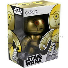 Star Wars Mighty Muggs Vinyl Series C-3po 6in. Figure Amazing New Movie Gift Toy