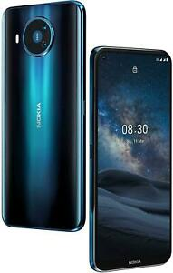 Nokia 8.3 5G 6.81 Inch Android UK 5G Smartphone 64 GB Storage - Polar Night