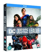 DC Line Look - Justice League (Blu-ray)