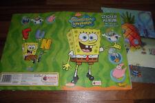 Merlin Sammelbildalbum/Sticker Album 1999 -- SPONGEBOB // komplett mit Poster