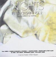 Frédéric 'MFSB' Messent Nights in French satin 2 (mix, 2002) [CD]