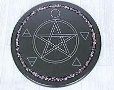 Altar tile, altar table,  witchcraft altar,  pagan altar, pentacle tile, wiccan