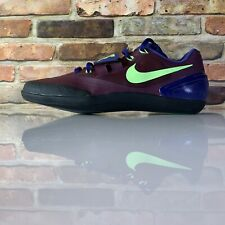 Nike Zoom Rotational 6 Shot Put Discus HammerThrow Shoes Mens Size  685131-600