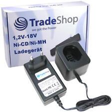 Trade-Shop Akku Ladegerät bis 18V Ni-Cd Ni-MH für DEWALT DC740KA DC742KA DC742VA