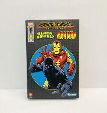 Hasbro Pulse Marvel Legends Kenner 1st Edition Black Panther Iron Man Variant