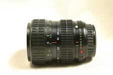 PENTAX LEN,S 28-80mm ZOOM 2.5-4.5