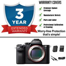 Sony A7SII / A7S II / A7S2 DSLR Digital Camera Body + 3yr Warranty