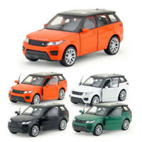 Off-road Vehicle SUV 1:36 Model Car Diecast Gift Toy Kids Collection Pull Back