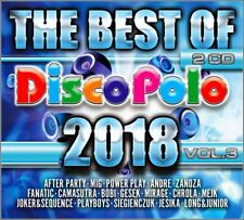The Best Of Disco Polo 2018. Volume 3 CD POLISH Shipping Worldwide