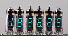 12 pcs  IV-6 Russian Nixie Era VFD Soviet vacuum tubes NOS NEW