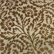 6.25 yds Plush Beacon Hill Topaz Simran Silk Velvet Upholstery Fabric @ 80% Off
