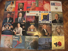 Joblot Collection 20 LPs: Perry Como, James Last, Ray Conniff, Harry Secombe...