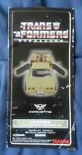 TRANSFORMERS ALTERNATORS BINALTECH TRACKS INSTRUCTION BOOKLET ONLY FREE S/H