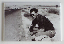 Hunter S. Thompson FRIDGE MAGNET (2 x 3 inches) fear and loathing in las vegas