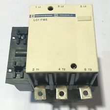 LC1F185 Telemecanique / Square D Contactor 3P 200A 600V Coil 110V 60HZ