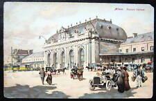 Italy~ITALIA~1920's MILANO~Stazione Centrale~Costume