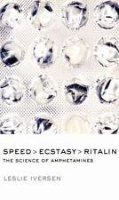 Speed, Ecstasy, Ritalin: The Science of Amphetamines