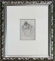 Berthe MORISOT Limited Edition LITHOGRAPH ~ The Lesson +Archival FRAMING