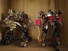 Transformers Optimus Prime + Megatron No Hasbro / MP Masterpiece Takara