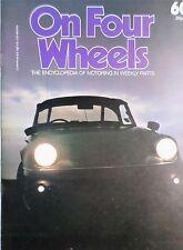 ON FOUR WHEELS NO.60-LENOIR,LINCOLN,FIAT,LIGHTENING,LIGHTING