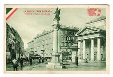 Piazza Della Borsa - Trieste Photo Postcards c1920s