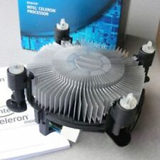 Desktop Computer CPU Cooler Heat Sink Fan 4 Pin For LGA 1156 1151 1155 775