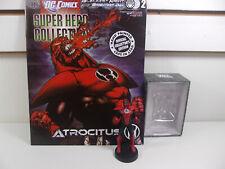 DC Comics Figurine Blackest Night Brightest Day #2 Atrocitus Eaglemoss BNBD