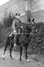 ztr-100 WWI, Mounted Corporal, Yorkshire Hussars. Photo