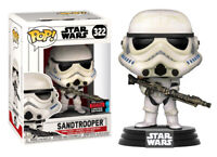 Funko Pop! Star Wars #322 Sandtrooper 2019 NYCC Shared Exclusive NIB RARE HTF