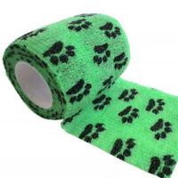 12 Haftbandagen Hellgrün 5cm / 7,5cm Easy Flex  Bandage selbsthaftender Verband