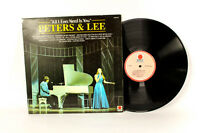 Peters & Lee - All I Ever Need Is You - Vinyl LP - SPR 8570 - Free UK P&P