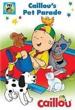 New: CAILLOU (PBS Kids) - Caillou's Pet Parade DVD