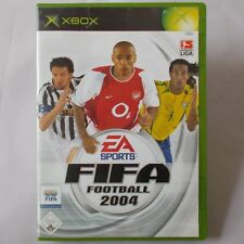 Xbox-Microsoft ► FIFA football 2004 ◄ excellent état